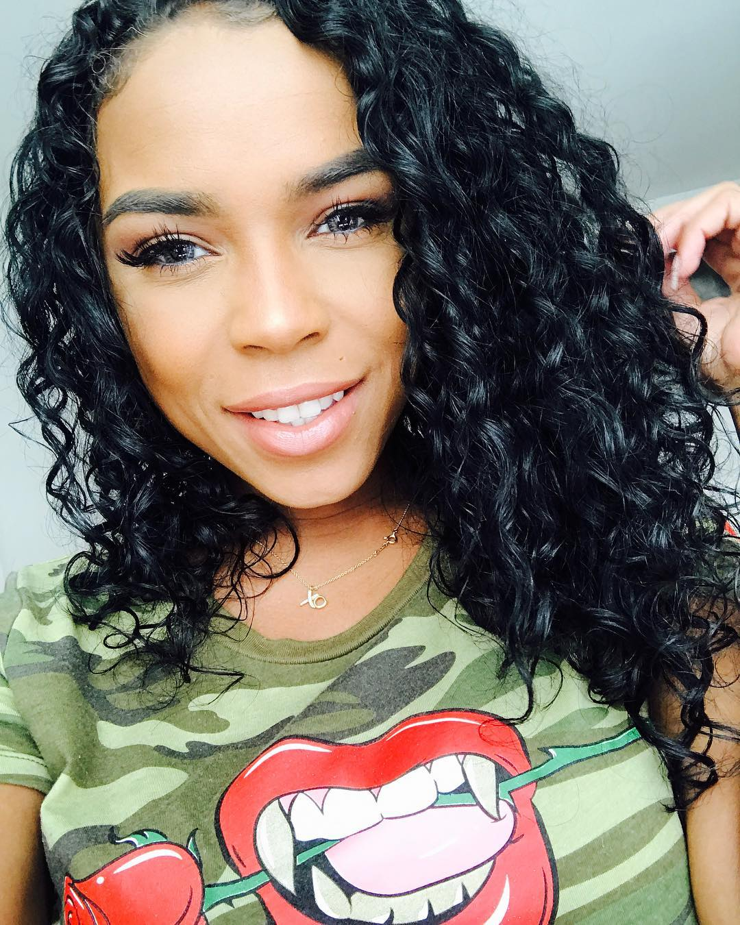 Mya Bliss is a model that appeared in Jacquees ft Trey Songz Inside